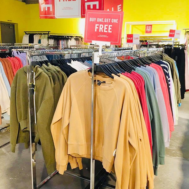 Sweaters and other tops tagged as Buy 1 Get 1 Free at Forever 21