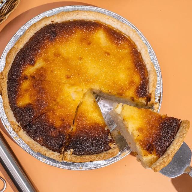 Buco Macaroon Pie by Simpy Pie