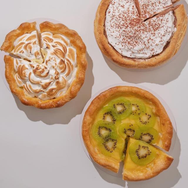 Wallow Bakery Pies