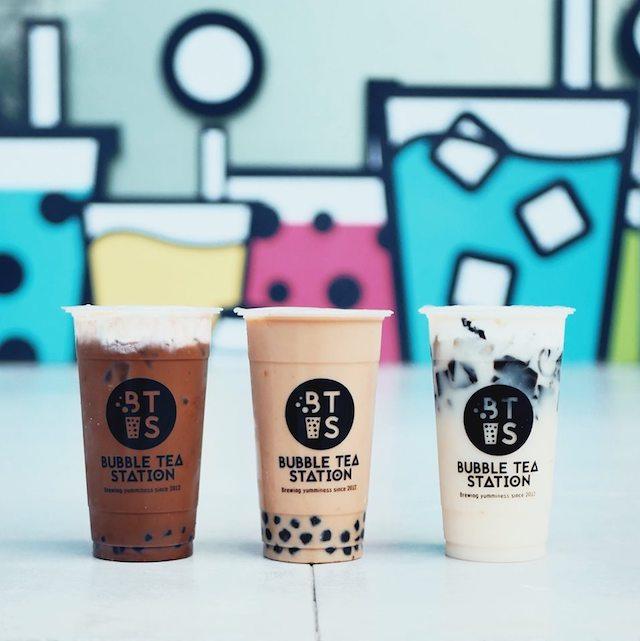 Bubble Tea Station Milk Tea