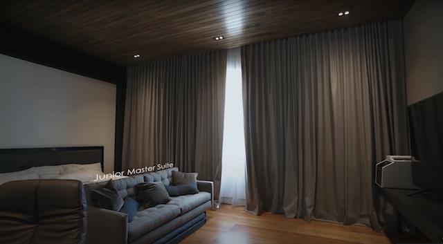 Presello House Junior Master Suite Room