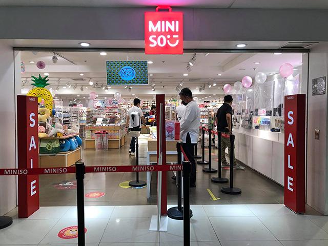 Miniso SM City Cebu Branch