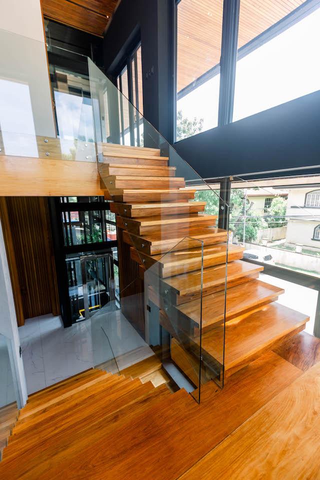 Presello House Staircase