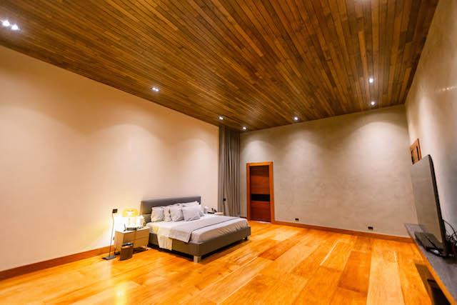 Presello House Master Bedroom