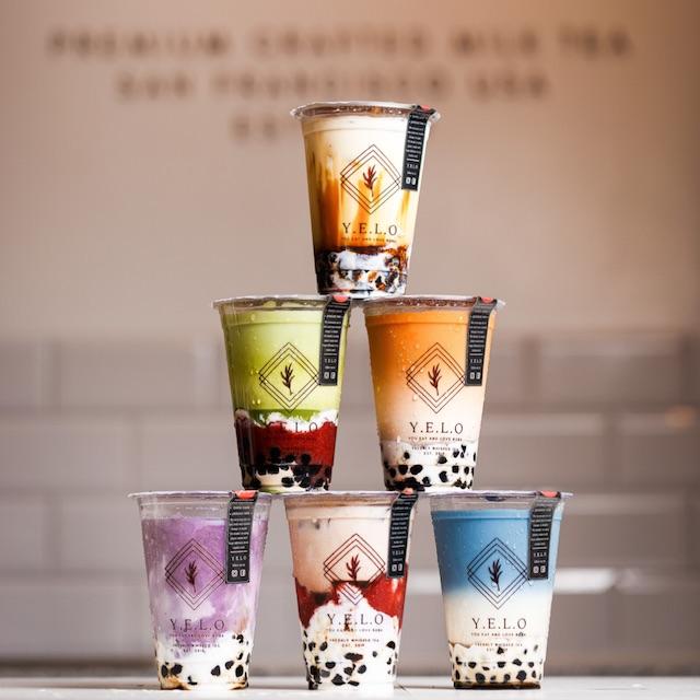YELO Milk Tea