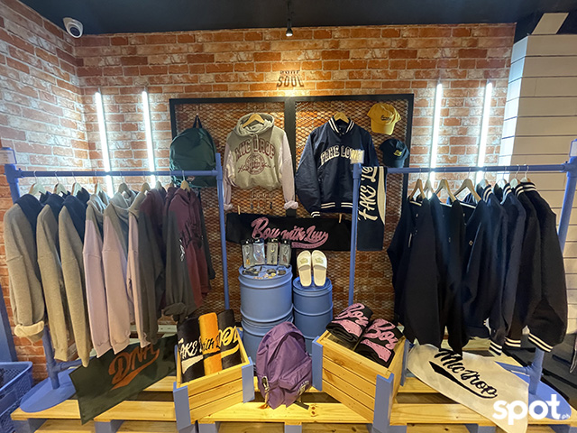 BTS Pop-Up Store Manila: Map of the Soul