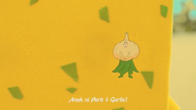 Danes Herb and Garlic Cheese