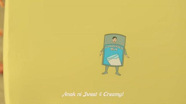 Danes Sweet & Creamy Cheese