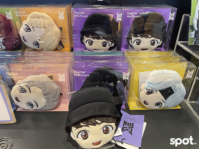 BTS mini pouch