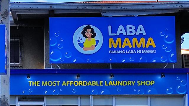 Random Photo of the Week: Laba Mama