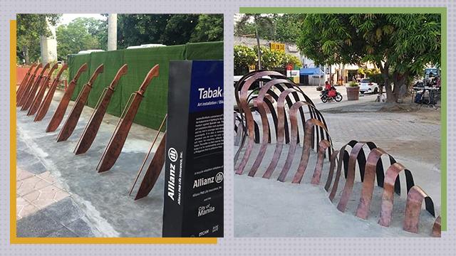 Manila Bike Racks