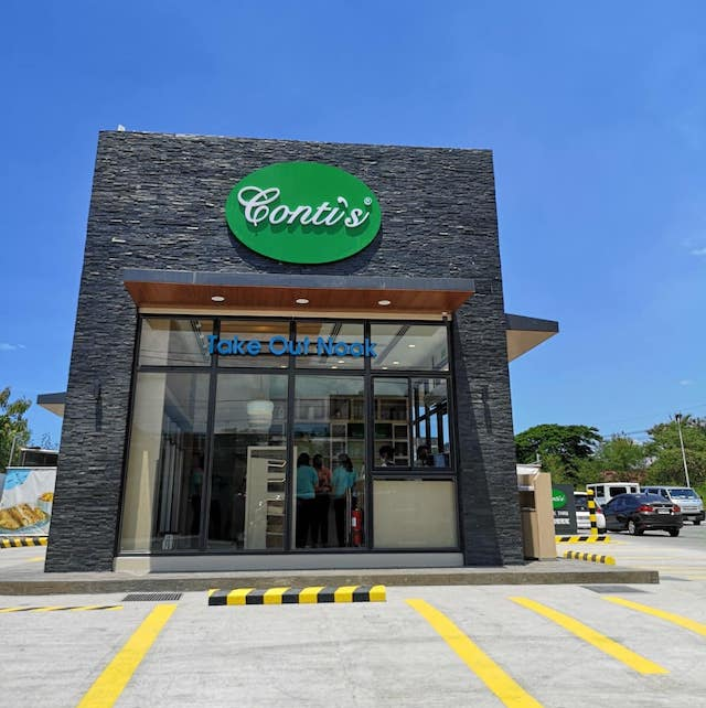 Conti's drive-thru Phoenix Anabu branch