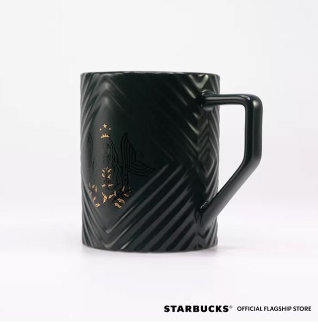 Starbucks Summer Siren Collection: Summer Siren Green Mug