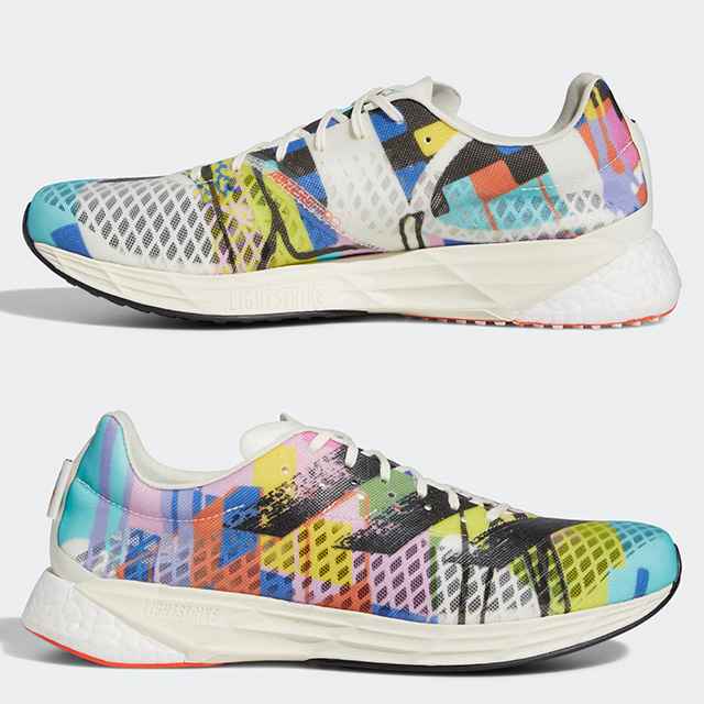 Adidas Love Unites Collection 2021: Adizero Pro Pride Shoes