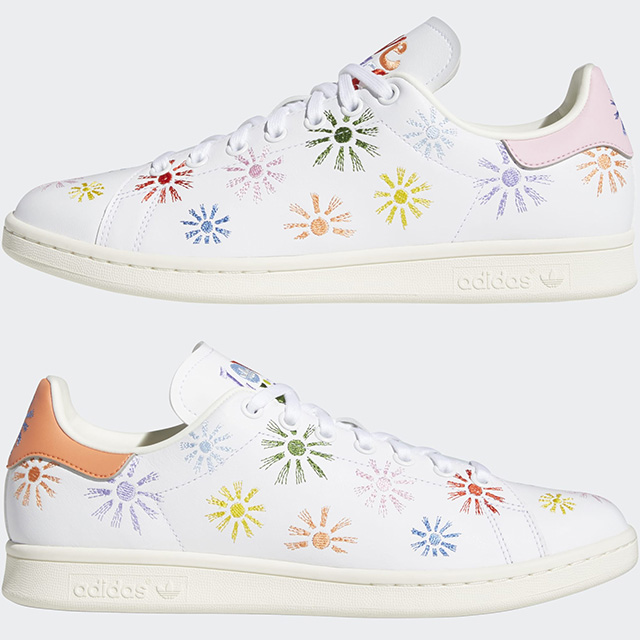 Adidas Love Unites Collection 2021: Stan Smith Pride Shoes