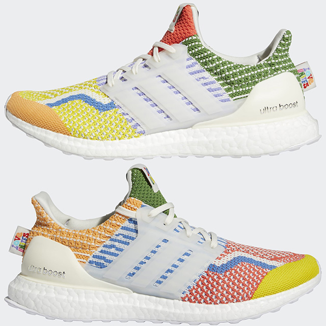Adidas Love Unites Collection 2021: Ultraboost DNA 5.0 Pride Shoes