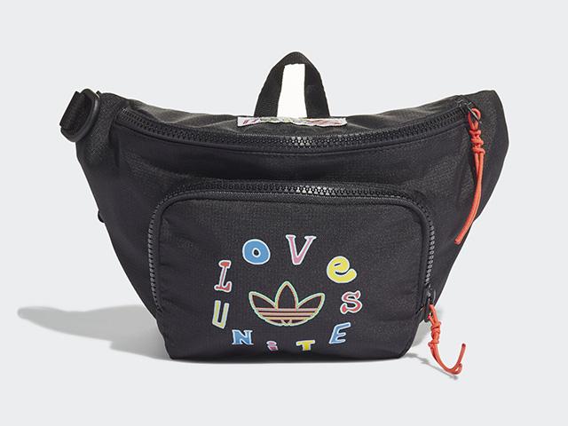 Adidas Love Unites Collection 2021: Love Unites Waist Bag