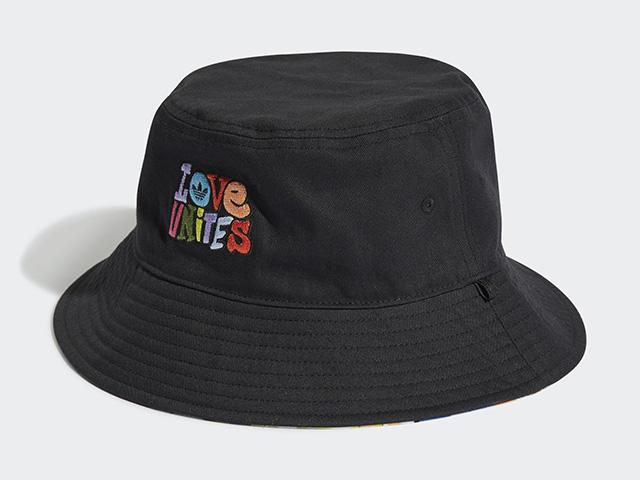 Adidas Love Unites Collection 2021: Love Unites Bucket Hat