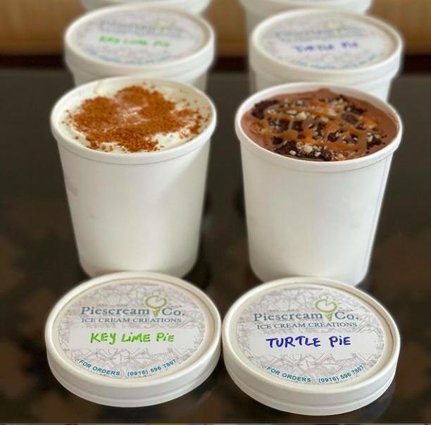 Ice Cream Stores in Manila: Buccino's Ice Cream Experiments
