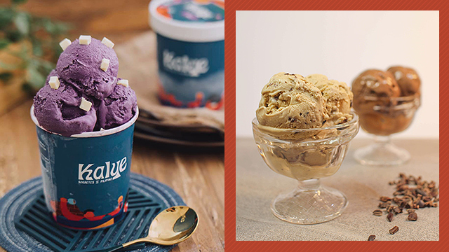 ice cream stores