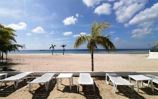 Laiya White Cove Beach Resort in San Juan Batangas