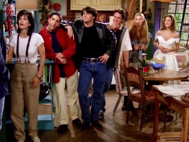 Friends Cast Outfits