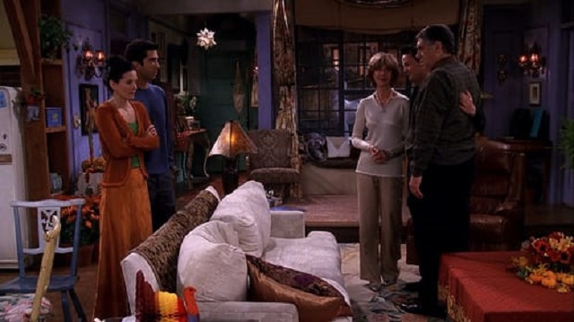 Monica's Vegetable Medley from The One Where Ross Got High