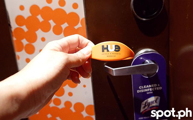 Hue Hotels and Resorts Boracay RFID baller band