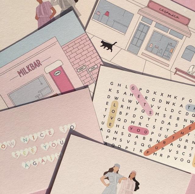 Cebu shopping finds: Postcards from Scream