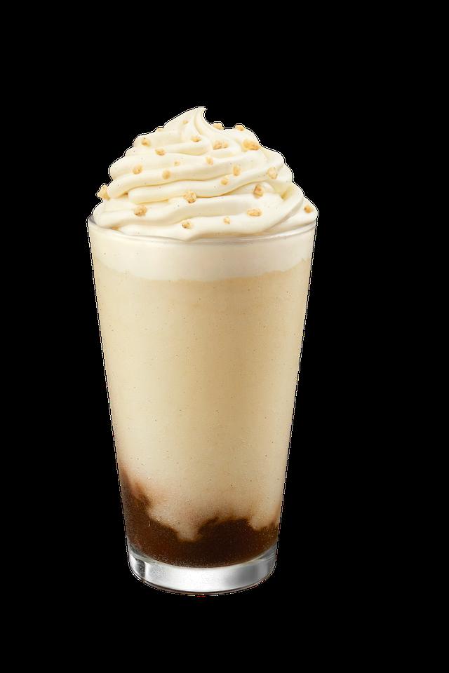 Starbucks Chocolate Choux Cream Frappuccino