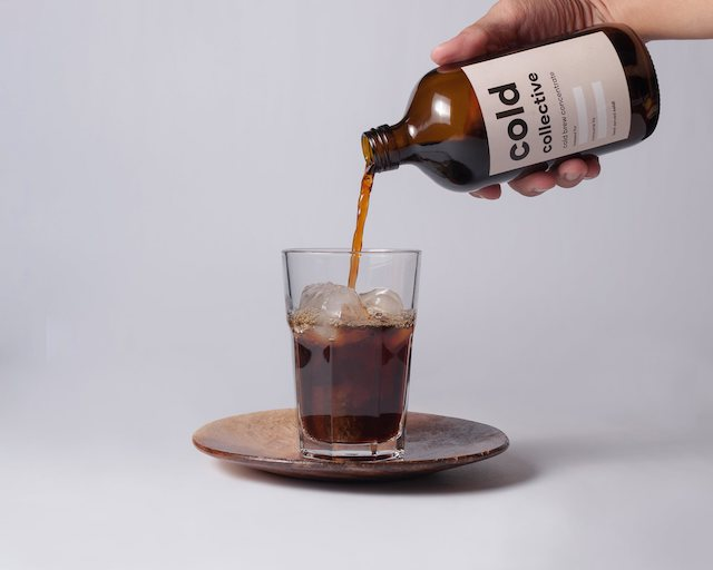 Cold Collective cold brew coffee