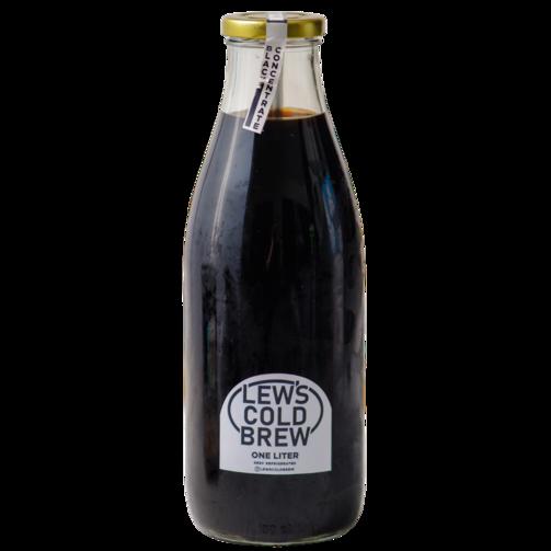 Lew's Cold Brew coffee