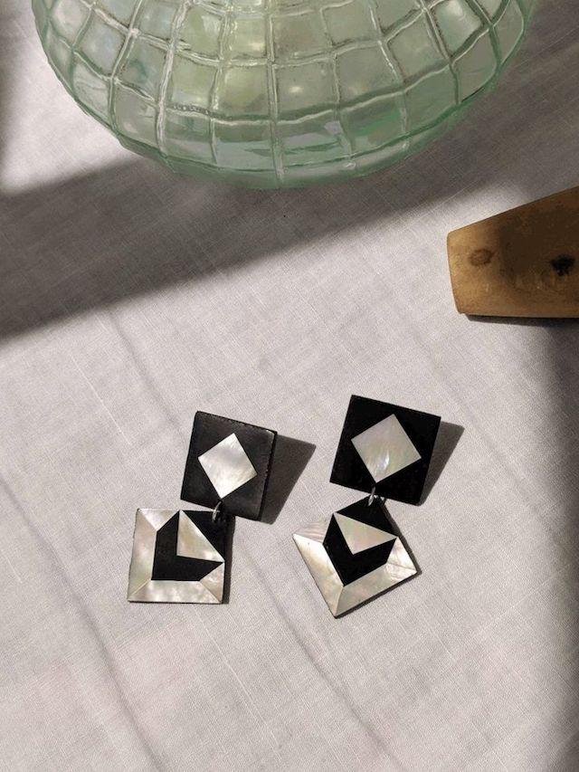 Cebu shopping finds: Katarina Earrings from Noa