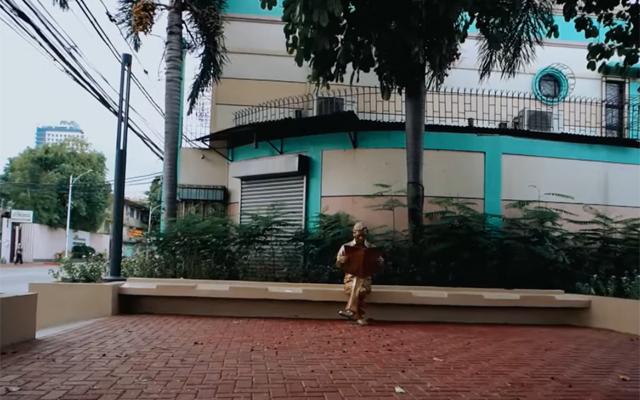 GORA Lane in Quezon City