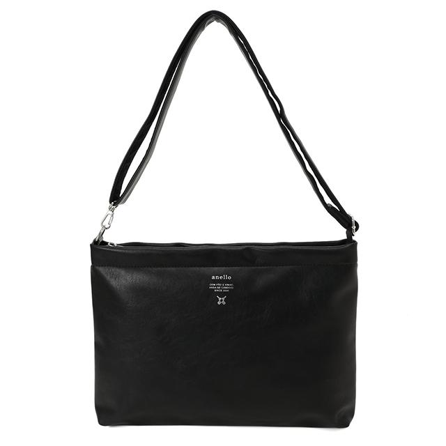 Anello Premium Clasp Shoulder Bag