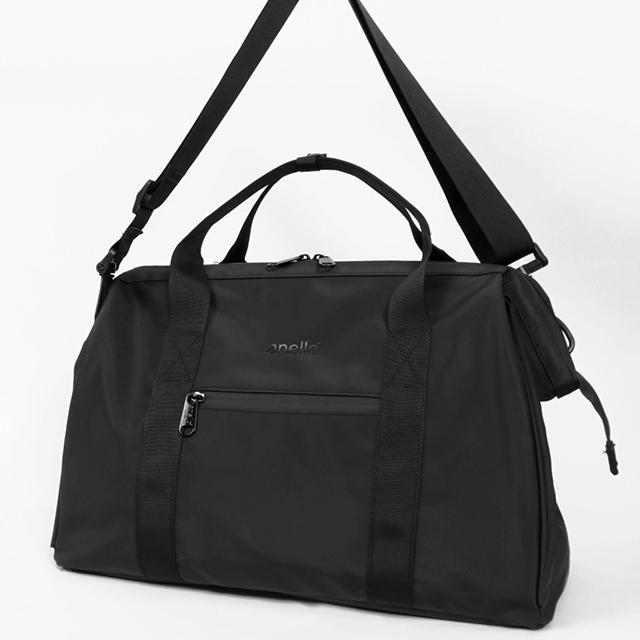 Anello Ness Classic Boston Shoulder Bag