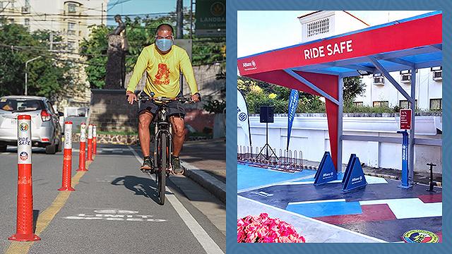 San Juan Bike Repair Station