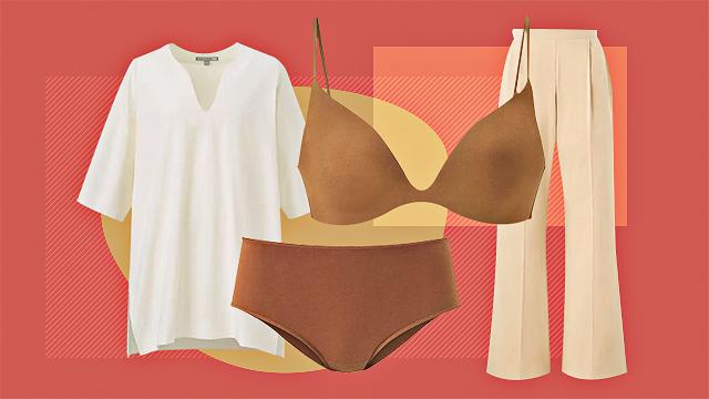 Uniqlo x Mame Kurogouchi Innerwear Collection