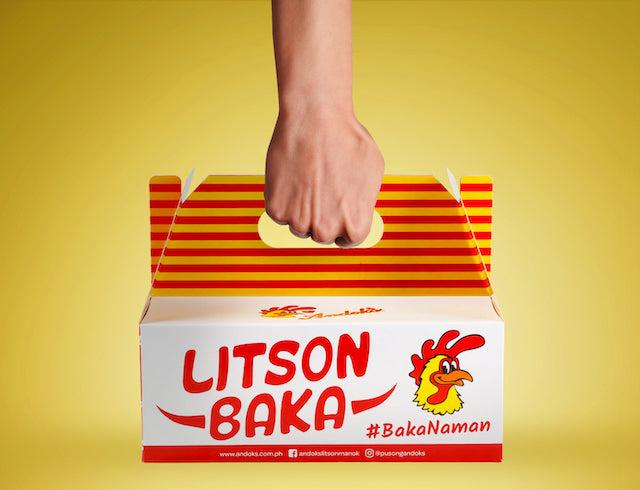 Andok's litson baka