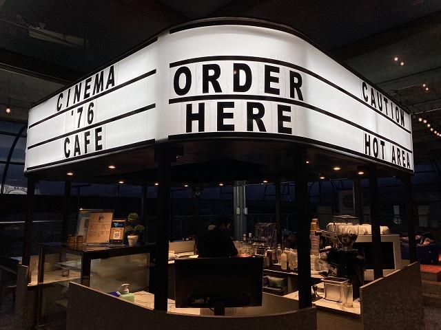 cinema '76 café