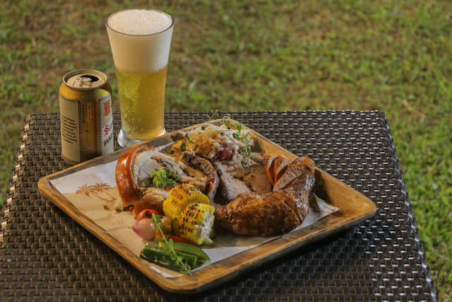 barbecue and brews