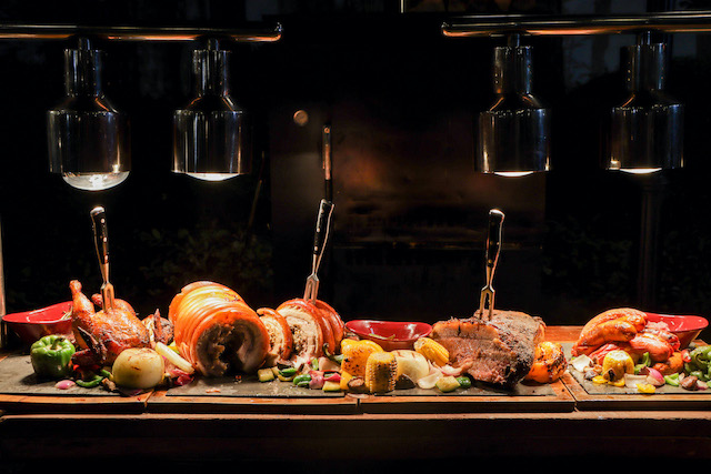 Sofitel Manila's meat selection for the Brews and Barbecue event on Father's Day