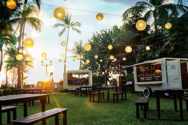 Sofitel Manila is holding the Brews and Barbecue at The Food Truck al-fresco event for Father's Day
