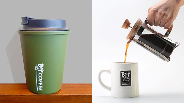 coffee chains merchandise manila