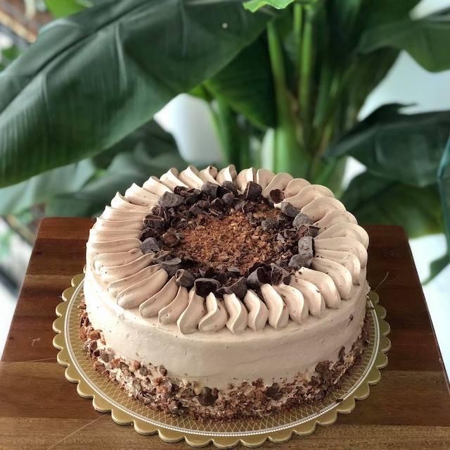 Dolce Cafe Toblerone Cake