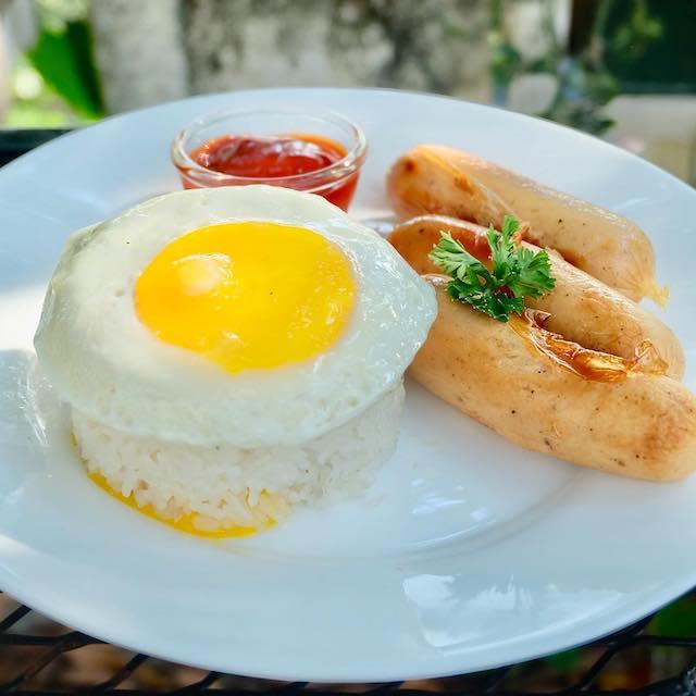 Dolce Cafe Big Breakfast
