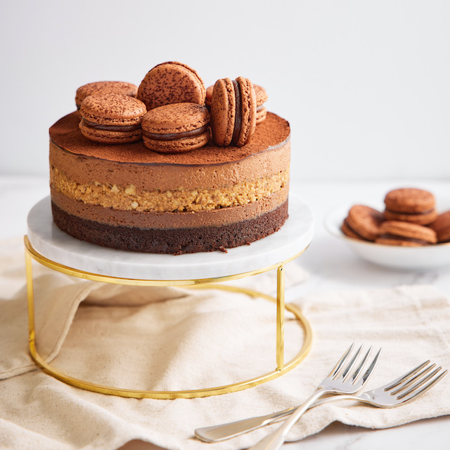 Sucre PH 5-Layer Chocolate Cake