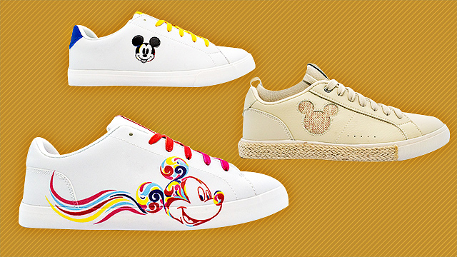 World Balance Mickey Go Philippines Collection