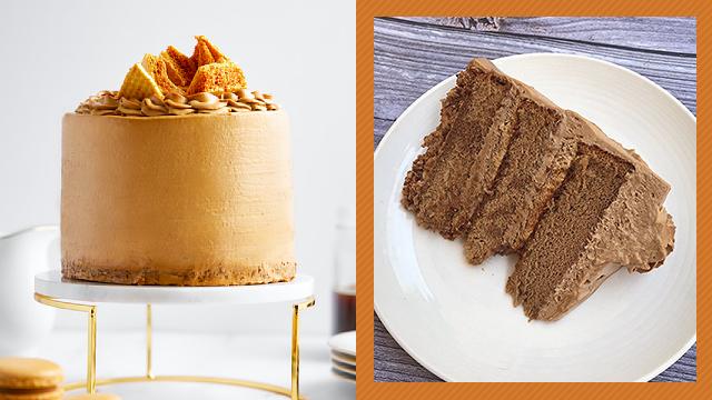Sucre PH cakes