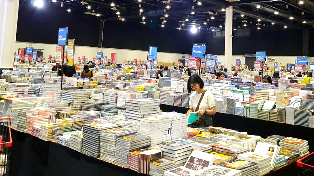 Big Bad Wolf Book Sale 2021